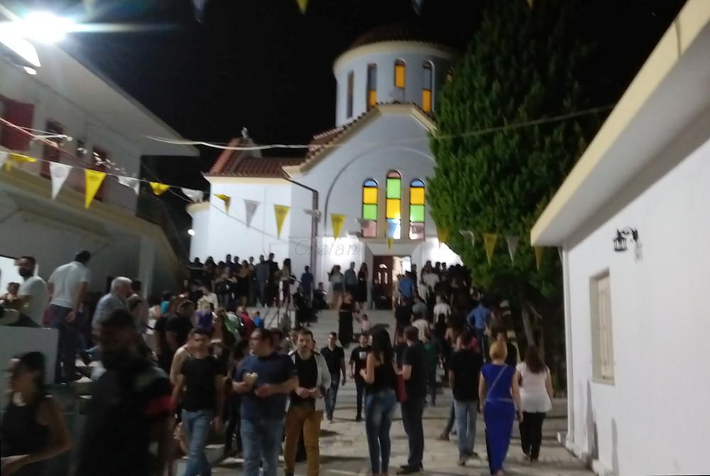 Agia Marina monastery, 16.07.2019