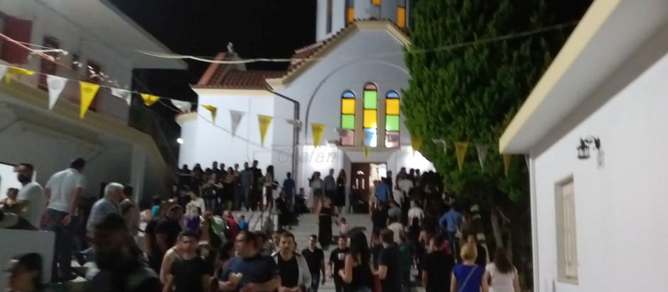 Agia Marina Monastery in Voni, Heraklion: one of the major pilgrimage places of Crete