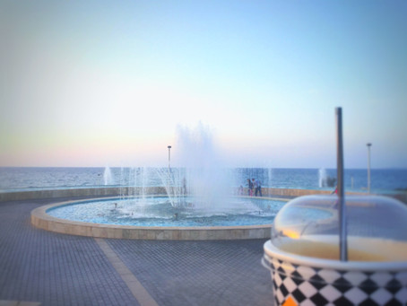 Walks in Heraklion: at the seafront, west part