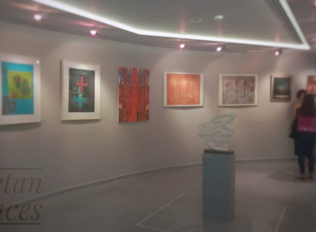 Botis Thalassinos municipal gallery, Tylissos. Hidden cultural gems around Heraklion