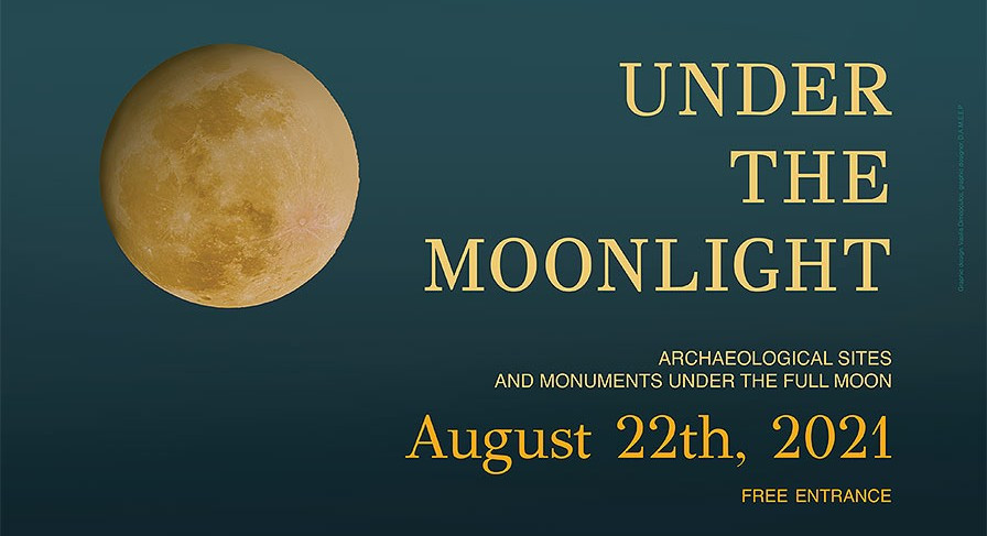 5 things to do under the August full moon 2021 in Crete