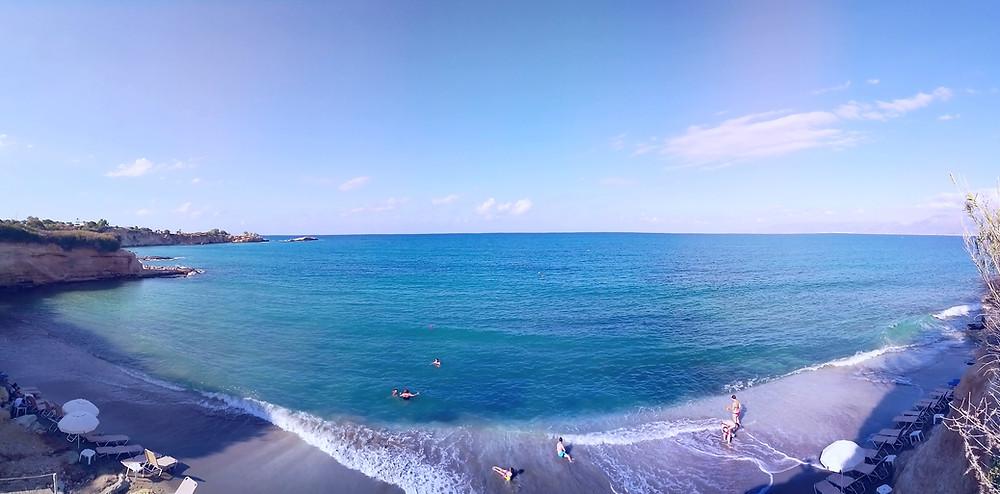 Limanakia (Saradari) beach, Chersonissos, Heraklion, Crete