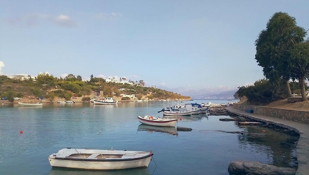 Katholiko, Minos beach, Minos Palace, Agios Nikolaos, Crete