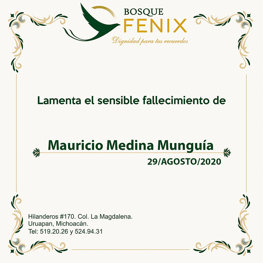 Mauricio Medina Munguía