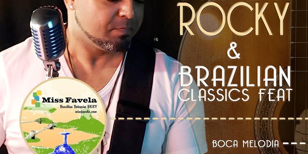 Miss Favela Brazilian Classics Feat