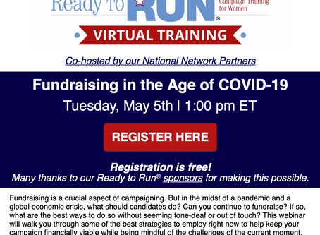 Fundraising in The Age of COVID-19