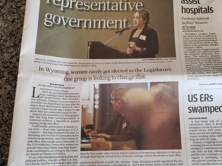 A more representative government