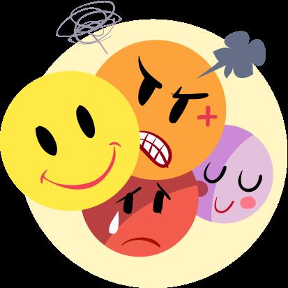 L'émotion nous traverse alors, de plein fouet, comme une décharge émotionnelle inscrite dans notre système limbique lié à l'élaboration de notre attachement sécure.