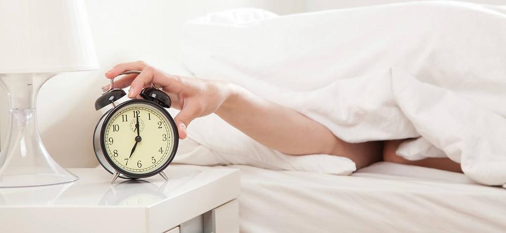 le sommeil occupe quasiment 1/3 de notre vie