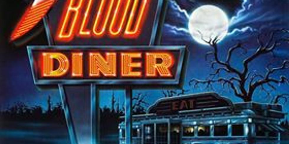 BLOOD DINER Nuart Theatre -midnight Kong Q & A