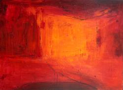 Rot für Margrit. 2012.