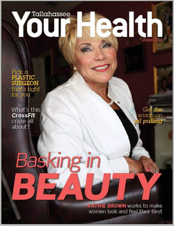 Your Health Magazine Cover