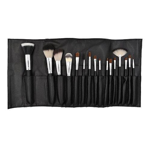 Pro Brush Set - 16 pieces