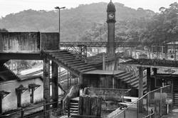 A velha Estação de Trem
