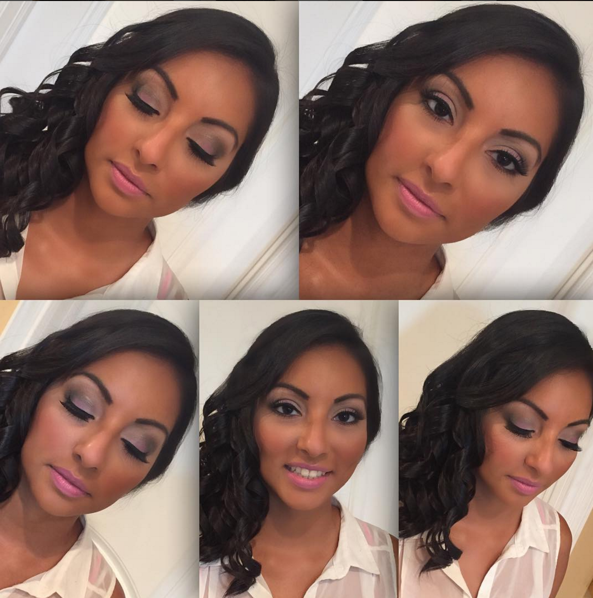 Airbrush makeup by Bria