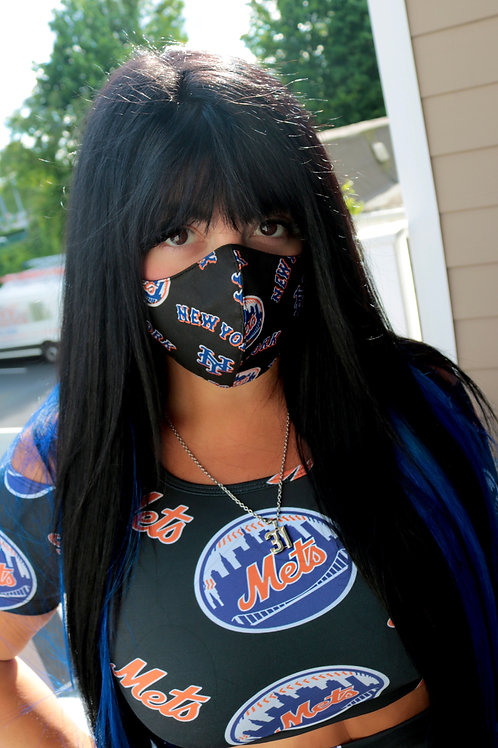 Mets Mask