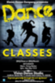 Copy of Dance Academy Flyer - Made with