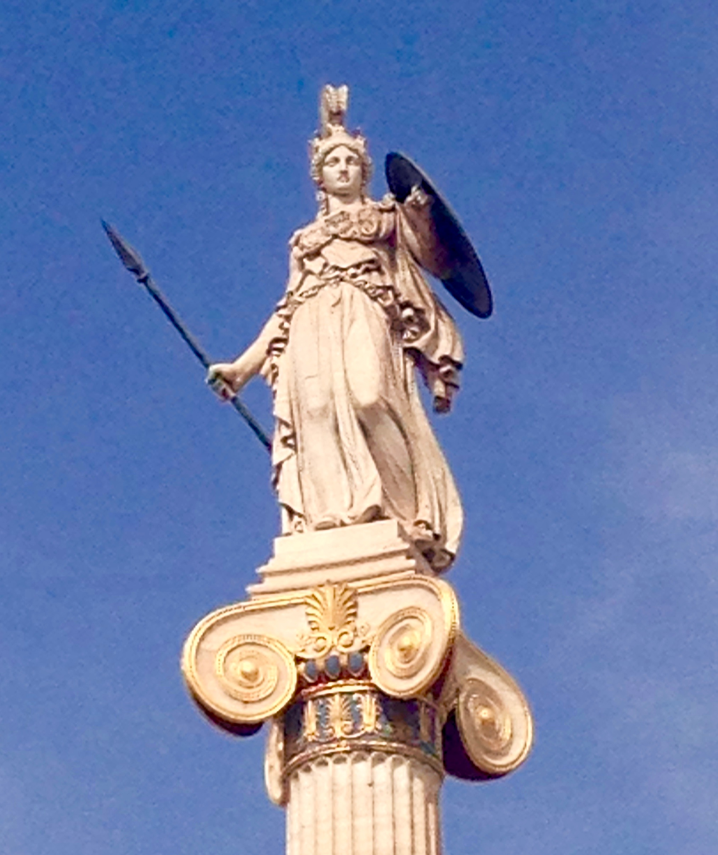 Athena - (Greece)