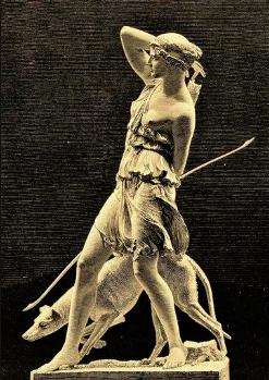 Artemis λυκεια (Greece, Anatolia)