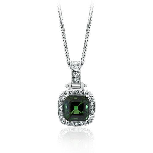 CP3305GT green tourmaline