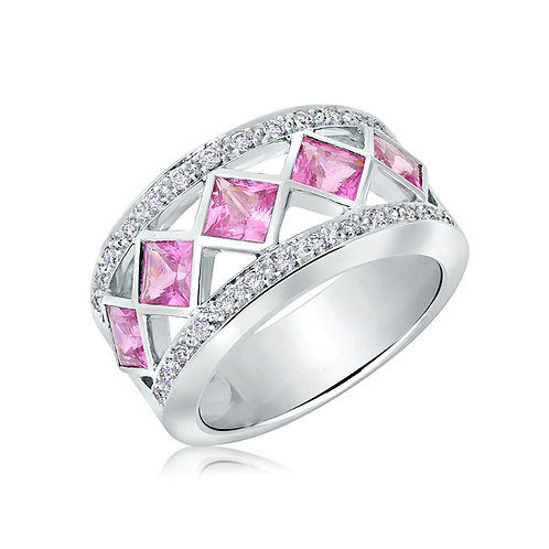 FPS1155PA Pink sapphire