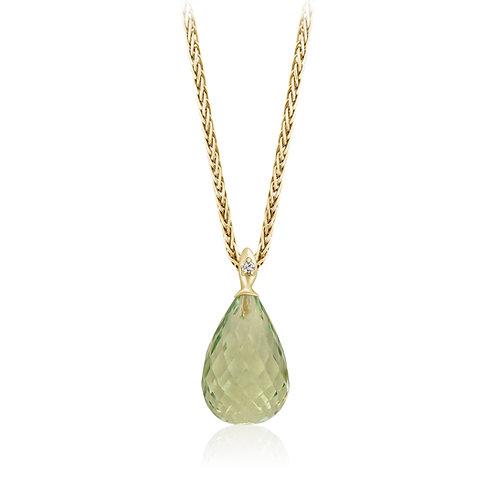 CP290 green amethyst