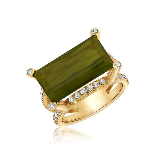ANP2761 Green tourmaline