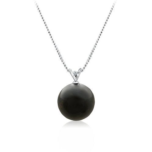 P2825M 0.10ct Tahitian pearl