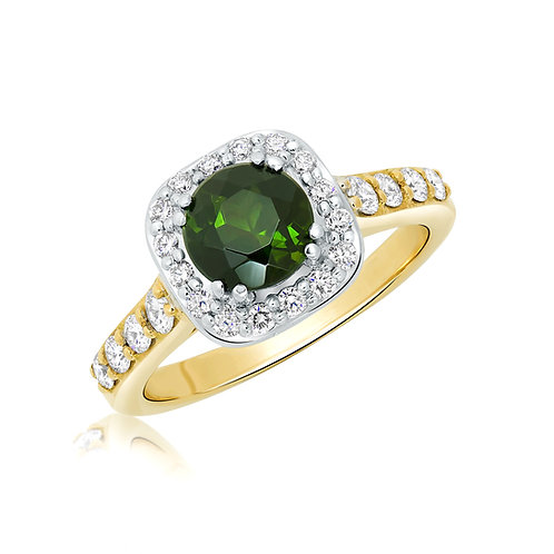 WP3522 Green tourmaline