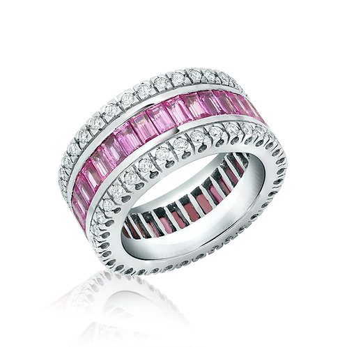 FPS101PA Pink sapphire
