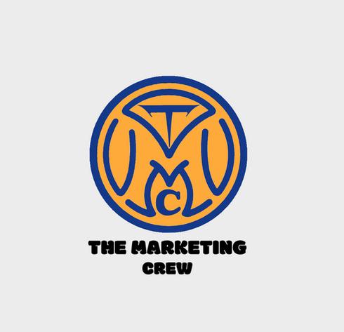 The Marketing CrewcLogo
