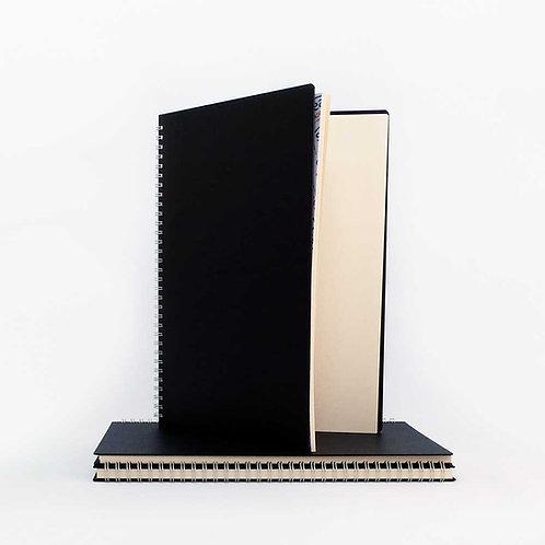 Couvertures Euro Black Pop - papier crème - 150gms - 50 pages