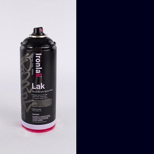 Bombe acrylique - Noir et blanc - Ironlak
