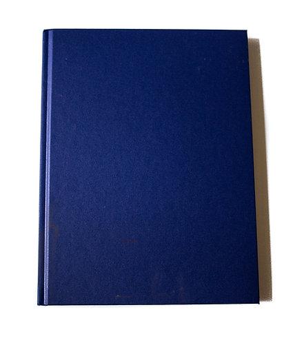 Carnet 250mmx190mm - couverture rigide - 140g - 140 pages