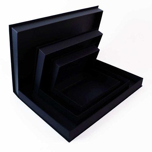 Boîtes avec couvercle - A5, A4, A3, A2 - 50mm de profondeur