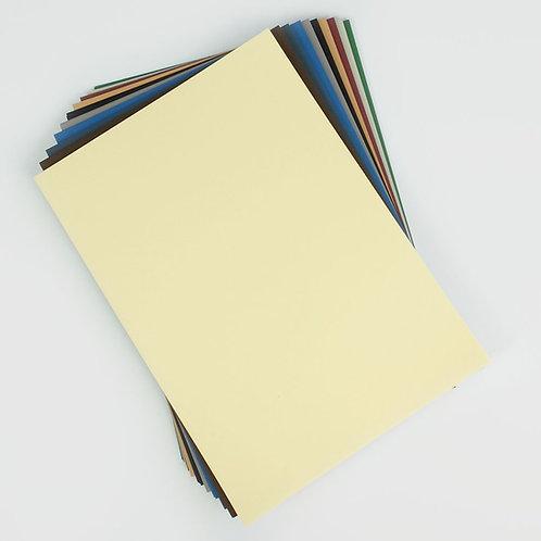 Papier - gamme Minérale
