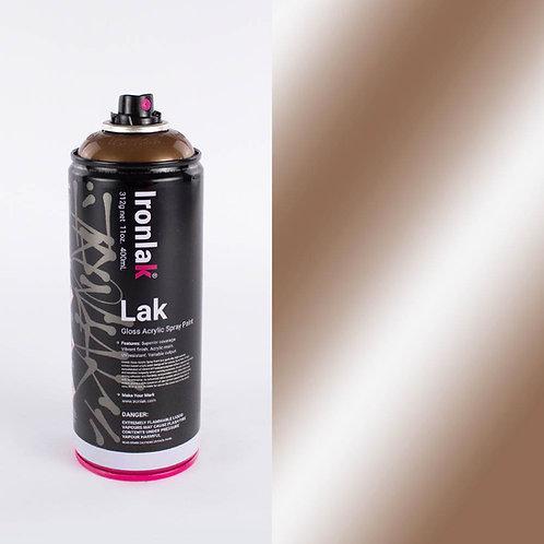 Bombe acrylique - Couleurs métallisées - Ironlak