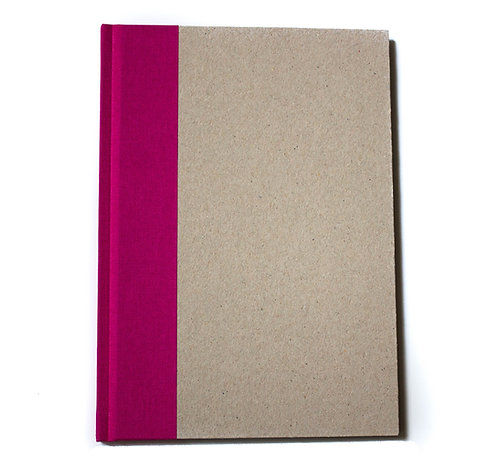 Carnet reliure couleur - Creative - 140g - 44 pages