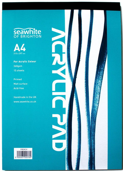 Bloc acrylique - 360g - 15 feuilles