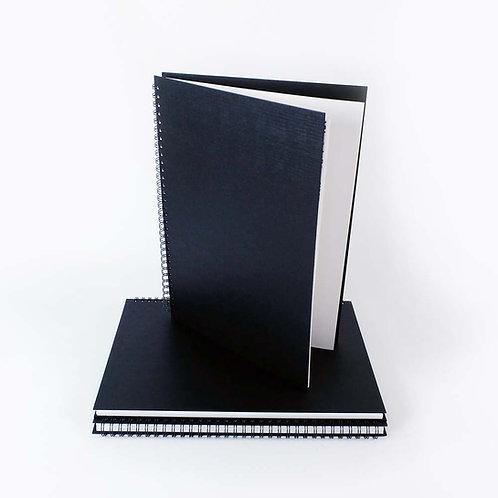 Carnet super brit - papier éco - portrait - 150gms - 50 pages
