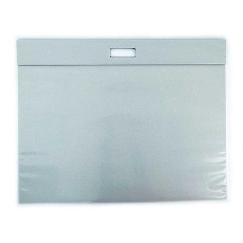 Pochettes plastiques - anses cartons - A1+