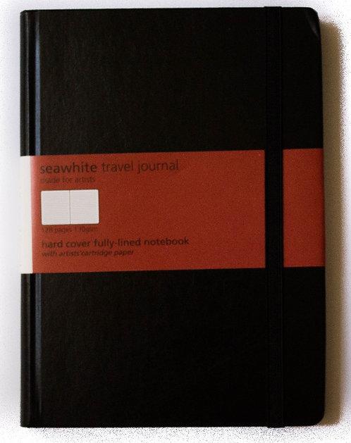 Carnet entièrement ligné - 130g - 128 pages