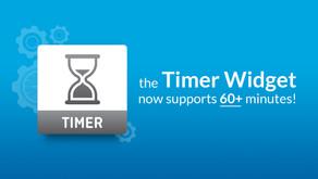 Timer Widget Update