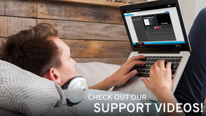 Check out our support videos!