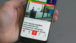 DPG Media Launches HLN Live with Qvest.Cloud Playout Solution - Q.Air