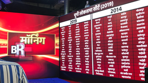 India's ABP News Using Singular to Power Video Wall