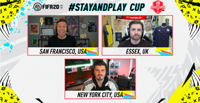 FIFA 20 Stay and Play Cup Uses Singular for Remote Production Workflow