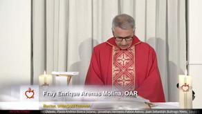 Universitaria Agustiniana Streams Mass on Facebook Live