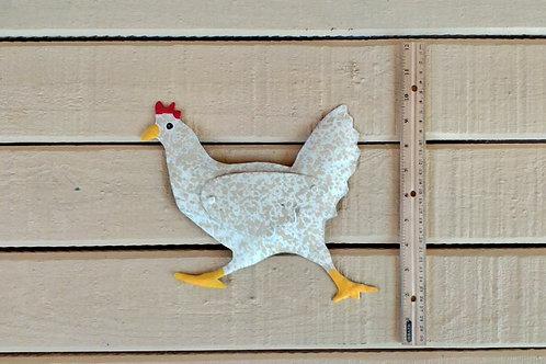 Running Tin Roof Chickens