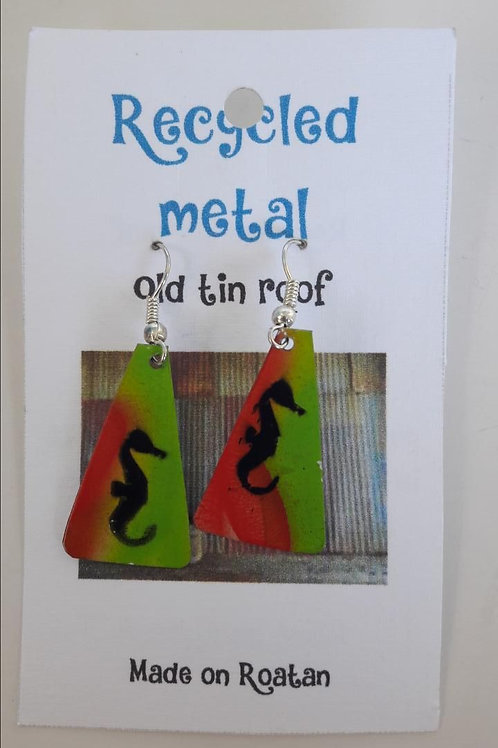 Old Tin Roof Earings